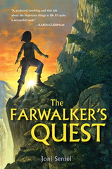 4222364165 da68935249 m Review of the Day: The Farwalkers Quest by Joni Sensel