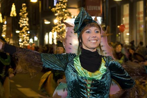 VTM Kerstparade in Leuven