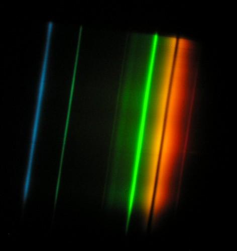 BEST Street sodium lamp spectrum