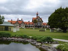 The Rotorua Museum in 2009