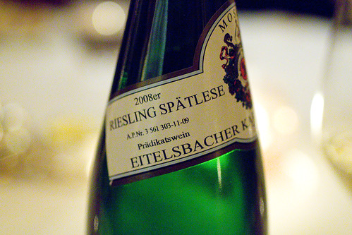 Riesling Spatlese