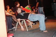 College Kid Under Hypnosis (SleepyDude3) Tags: man men college out muscle sleep fat pass deep guys highschool belly lap teen lapdance knocked passedout chubby abs hypnosis overweight hypnotist knockedout