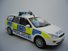 1/43 Code 3 Minichamps Ford Focus Estate Essex Police Response Car (alan215067code3models) Tags: party 3 ford car out leaving code focus estate police award parade gift presentation passing essex retirement battenburg response 143 minichamps