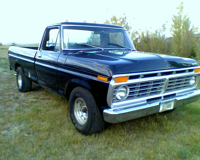 black ranger f150 restored 1976 fordtruck 76 390 helenamontana fseries oldfordtruck 7379 greatfallsmontana 2wheeldrive 19731979