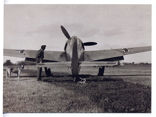 FW 190 Loc unknown