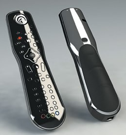 Media Center Voice Enabled Remote Control