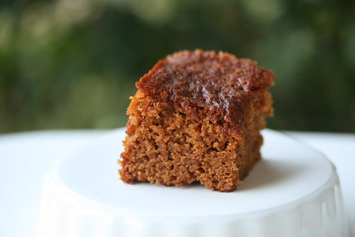 Gingercake - Culinary Institute of America
