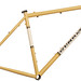 Gunnar Rock Hound Frame - 29er in Bamboo with Vanilla Shake panel