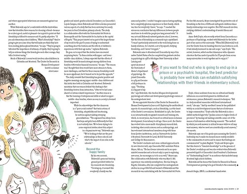 Concordia Magazine Page 2 Illustration