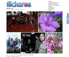 Flickeros está Online!!!