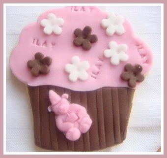 cupcake kurabiye
