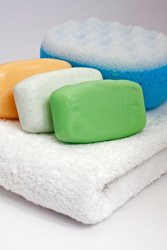 bars of soap