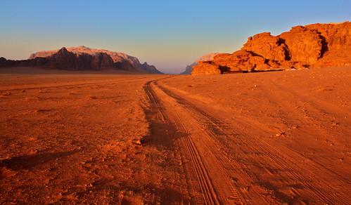 Jordan - Wadi Rum - 178