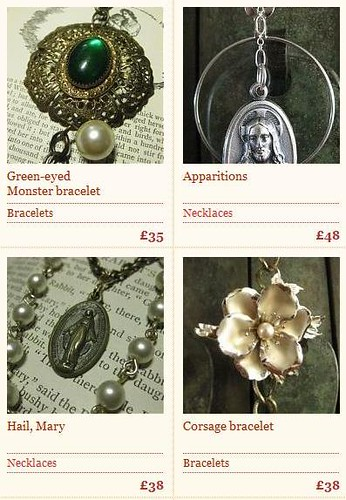 A sneak preview of my new web shop!