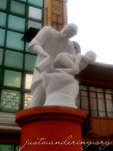 Marikina Statue