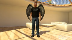 PlayStation Home LegionWings Male