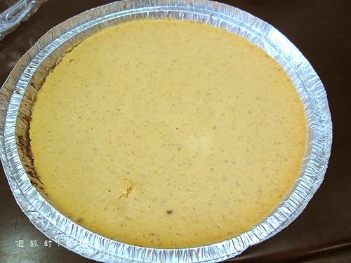 阿餅手工烘焙南瓜乳酪蛋糕