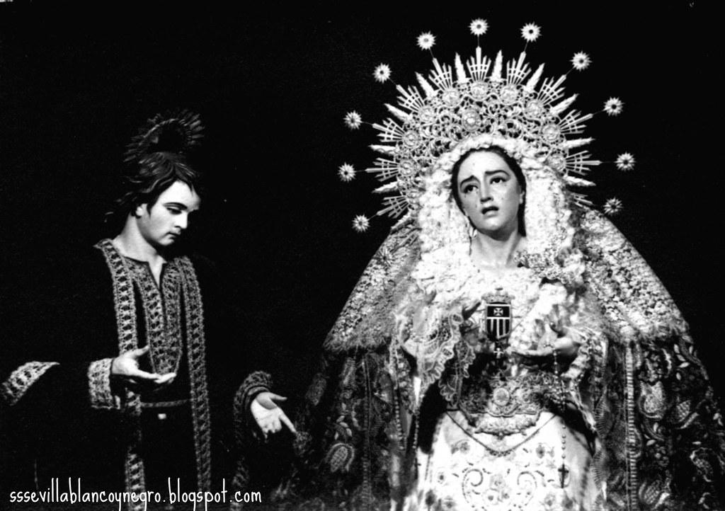 Nuestra Señora de los Dolores y Misericordia hacia 1974