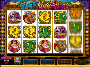 Fat Lady Sings slot game online review