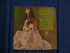 Herb Alpert's Tijuana Brass, Whipped Cream and Other DeLights. (Rocktarded) Tags: dog other cream first record whipped eared delights juggs theproject