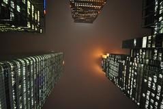 [フリー画像] [人工風景] [建造物/建築物] [ビルディング] [夜景] [イギリス風景] [ロンドン]     [フリー素材]