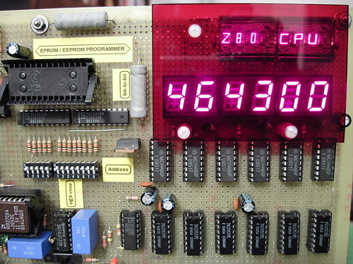 Homebrew Z80 Computer « Adafruit Industries – Makers