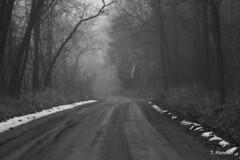 Overhanging Rock (tvbare) Tags: rock fog rural canon rebel missouri xsi overhangingrock morgancounty colecamp hawcreek tvbare