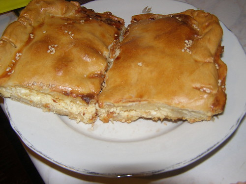tiropita cheese pie