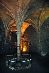 Chapelle souterraine du XIIe s. du Château de Meung-sur-Loire (Philippe_28) Tags: france castle 45 schloss loire château middleages burg loiret meungsurloire meung