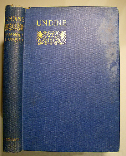 Undine (cover and spine) 1897