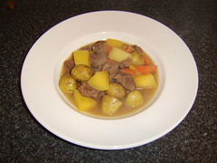 Scottish Venison and Vegetable Stew