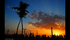 Trust in His Love (maraculio) Tags: sunset manilabay artphotography victoriaosteen maraculio mrtayhua trustinhislove