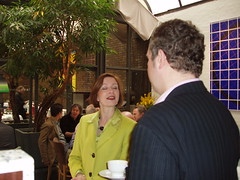 Vince Brunch 026 (Caledonian Lib Dems) Tags: shadow for with dr vince cable bridget business fox brunch local mp joined representatives vincebrunch