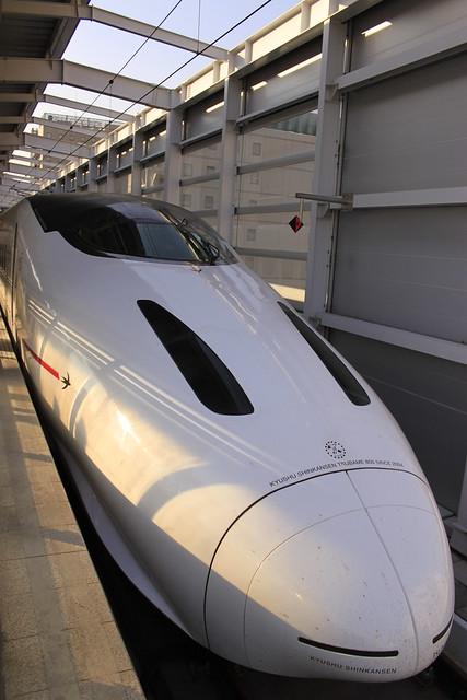 新幹線ツバメ