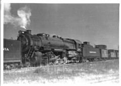 PRR Class N2sa, Santa Fe (2-10-2) type, No. 7104.   The Second Engine of this