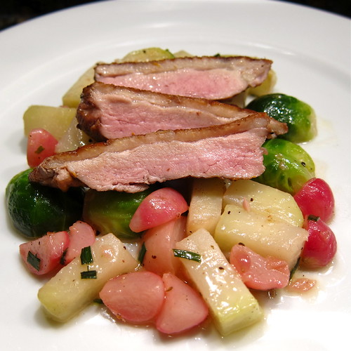 #24 - Ad Hoc Pan Seared Duck Breast