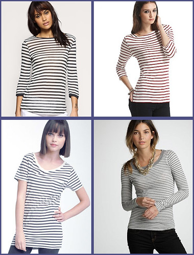 striped top round-up