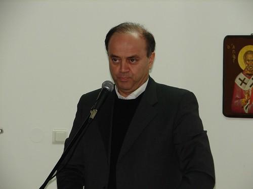 Ο πρώην Βουλευτής Κιλκίς κ. Σάββας Τσιτουρίδης