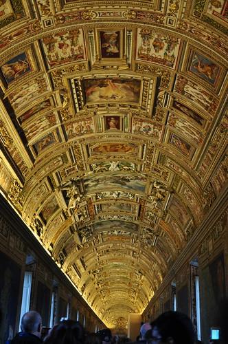 galerie du Vatican