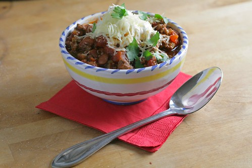 Easy Crockpot Chili