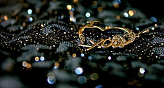 Dreamy Bokeh (Azadeh Alizadeh) Tags: light love peace heart god bokeh iloveyou brokenheart      azadehalizadeh dralishariaty