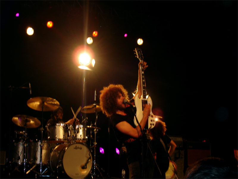 Wolfmother Andrew Stockdale