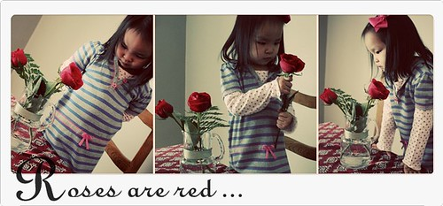 roses for mama, or maybe lilah!