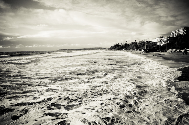 Preset Heaven bw beach