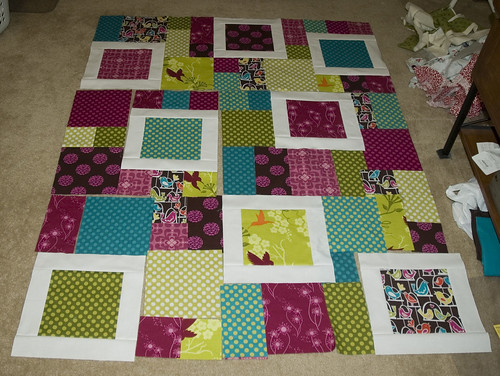 Perfect 10 quilt