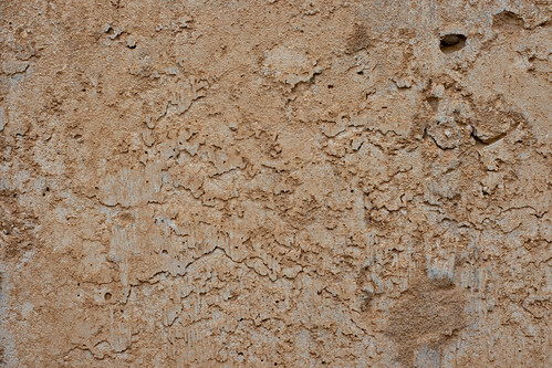 Texture: Weathered Concrete after Sandstorm
