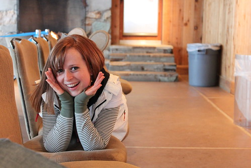 Screwing around on the last day of the Sundance Film Festival