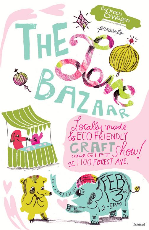 LOVE BAZAAR poster