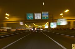 Speed Game (Stokaz) Tags: auto game speed canon luci 2010 cartelli autostrada scatto indicazioni stradali stada involontario stokaz