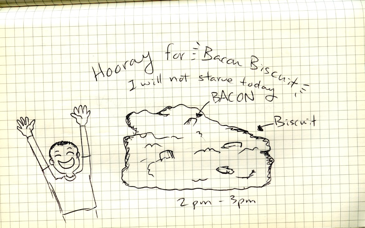 2pm - 3pm Hourly Comic